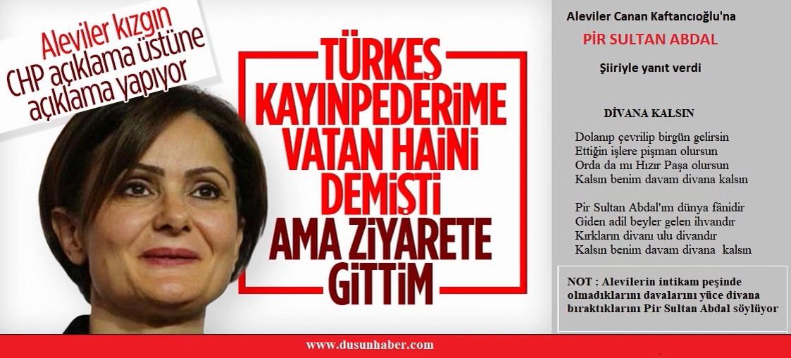 Canan Kaftancıoğlu'nun Seval Türkeş ziyareti açıklaması