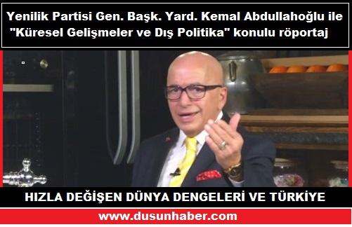 Hızla Değişen Dünya Dengeleri ve Türkiye