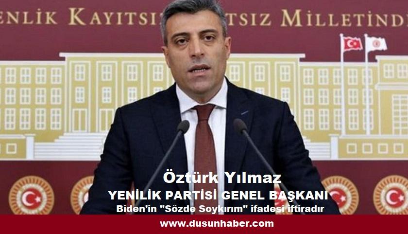 Her konuda konuşan Erdoğan, soykırım konusunda ortada yok!