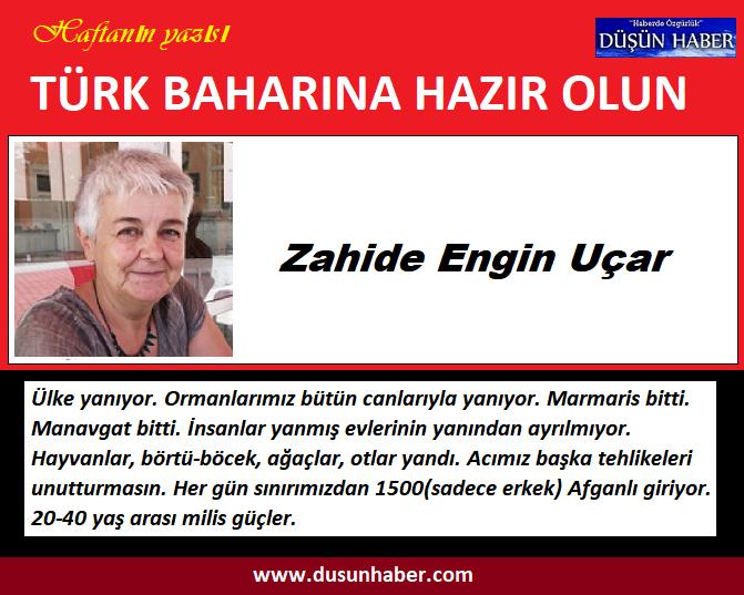 TÜRK BAHARINA HAZIR OLUN