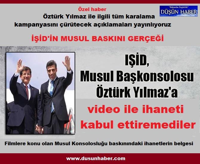İŞİD'İN MUSUL BASKINI GERÇEĞİ